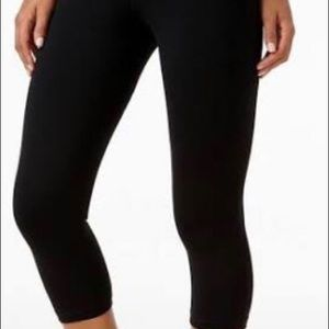 Nike dry fit Capri style gym pants